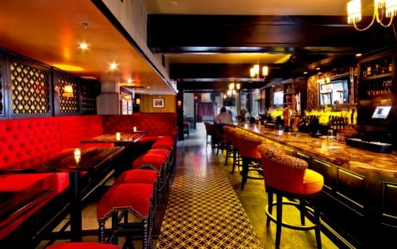Dining Downtown Boston Gem Italian Kitchen Restaurant Lounge
