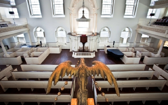 Visit Old South Meeting House in Downtown Boston