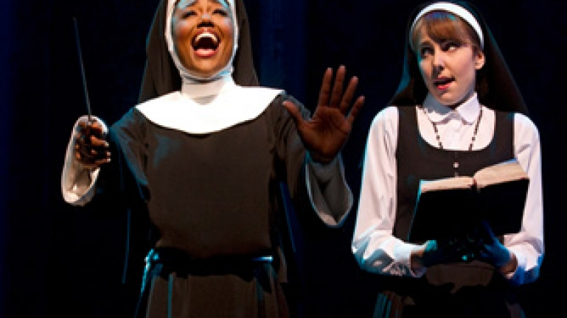 """Sister Act"" (Boston Opera House)"