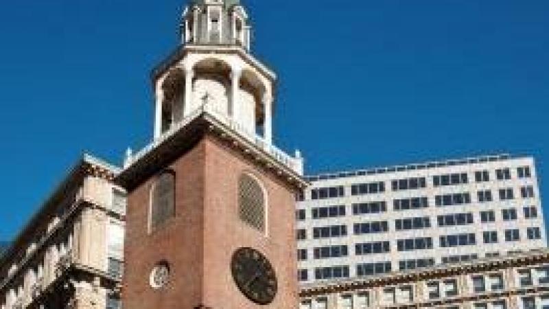 Holiday Open House (Old South Meeting House)