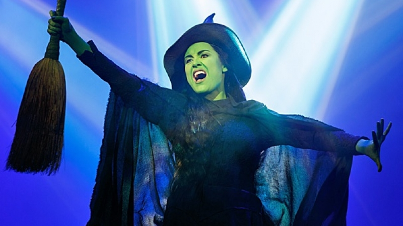"""Wicked"" (Boston Opera House)"