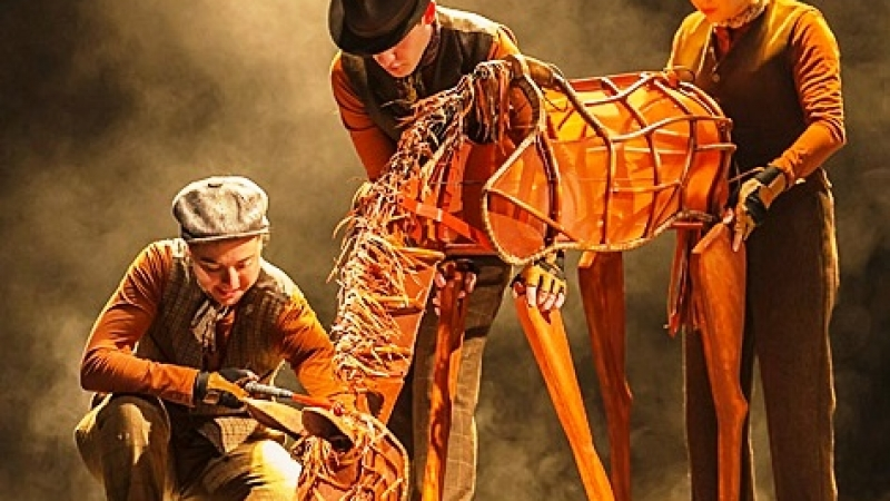 """War Horse"" (Boston Opera House)"