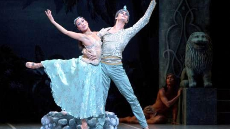 "Boston Ballet's ""La Bayadere"" (Boston Opera House)"