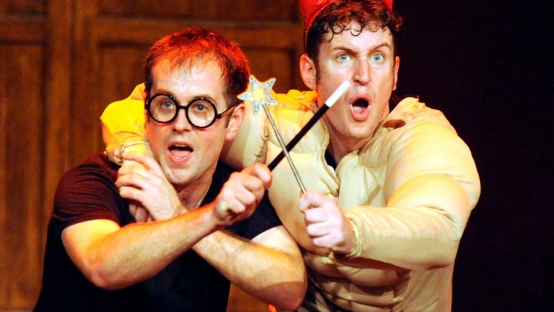 """Potted Potter: The Unauthorized Harry Experience"" (Paramount Center)"