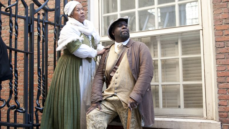 Celebrate Black History Month On The Freedom Trail: African-American Patriots Tours