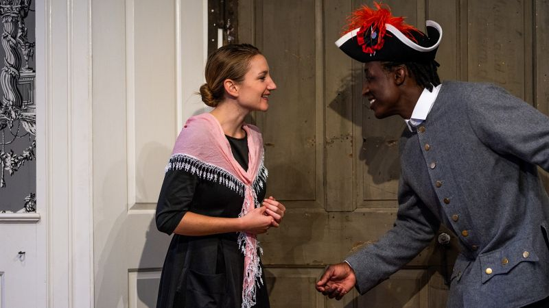 """Cato & Dolly: A New American Play"" at Old State House"