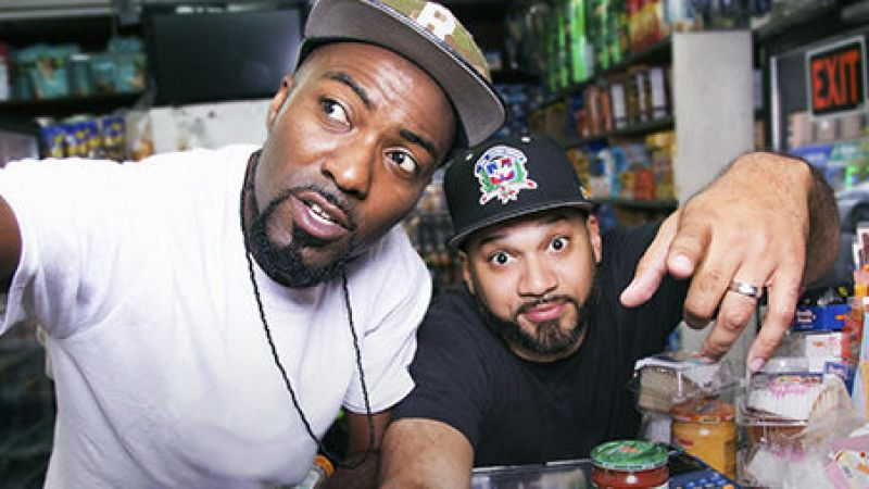 The Bodega Boys Live! Ft. Desus Nice & The Kid Mero at The Wilbur Theatre