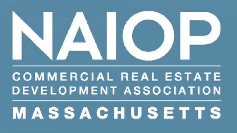"NAIOP Massachusetts: ""The Changing Face Of Downtown Boston"" (Westin Waterfront Hotel)"