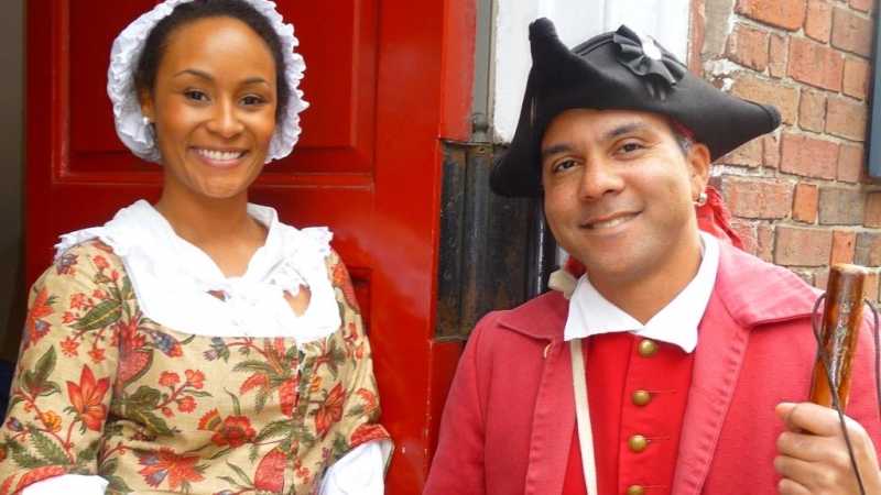 African-American Patriots Tour (Freedom Trail Foundation)