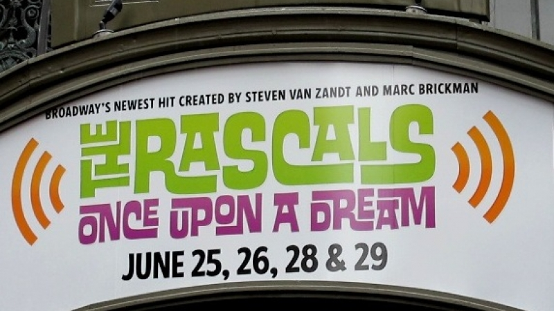 """The Rascals: Once Upon A Dream"" (Boston Opera House)"