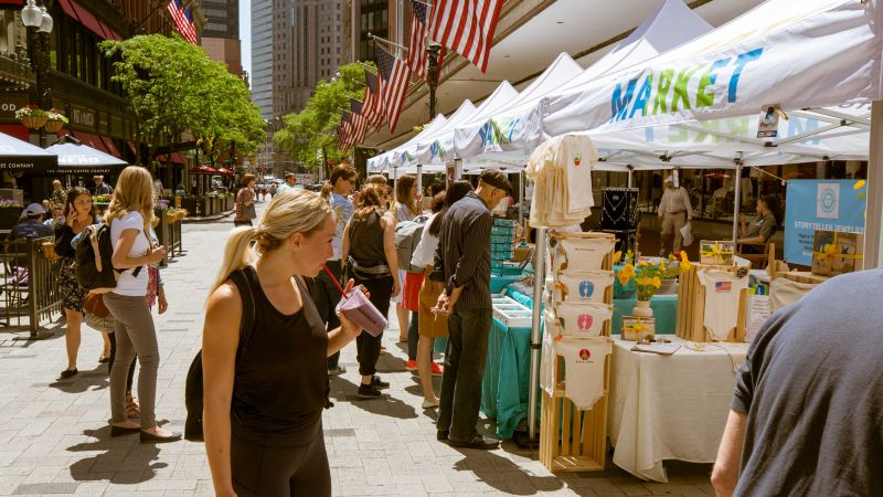 2019 Downtown Boston Arts Market