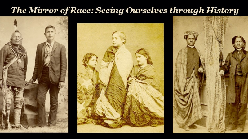 """The Mirror Of Race: Seeing Ourselves Through History"" (Suffolk University Adams Gallery)"