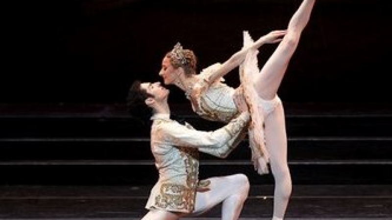 "Boston Ballet's ""Sleeping Beauty"" (Boston Opera House)"
