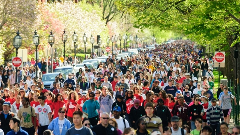 45th Annual Walk For Hunger (Boston Common)