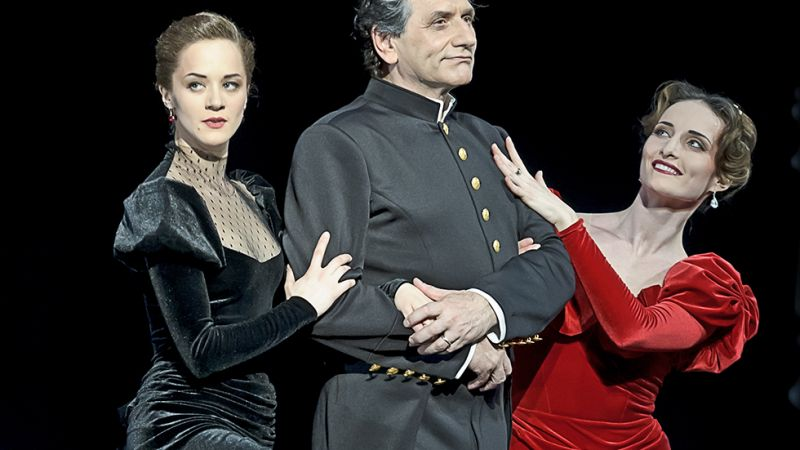 "Film: ""Anna Karenina"" at the Emerson Paramount Center"
