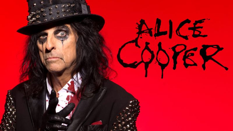 A Paranormal Evening With Alice Cooper at the Wang Theatre