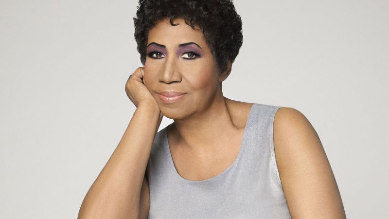 Aretha Franklin at the Wang Theatre