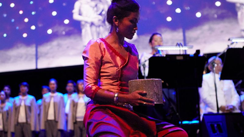 "Bangsokol: ""A Requiem for Cambodia"" at Emerson Paramount Center"