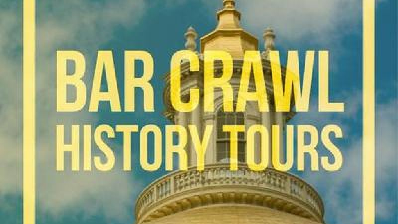 Brews & Clues: Bar Crawl History Tour