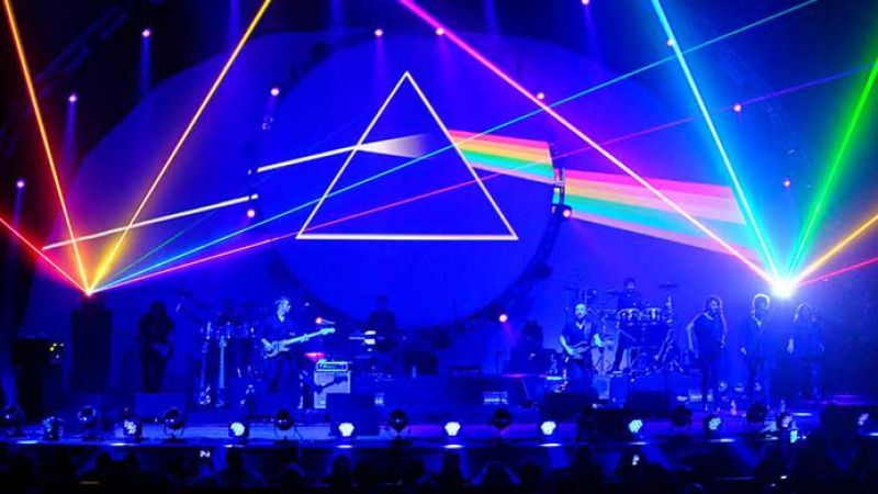 """Brit Floyd"" at Orpheum Theatre"
