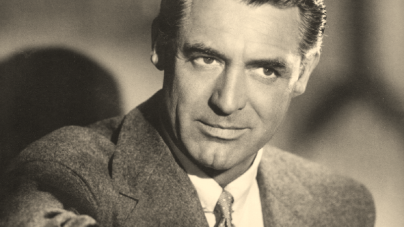 Film Series: Celebrating Cary Grant
