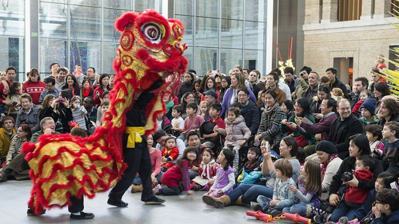 Lunar New Year Celebration at the MFA