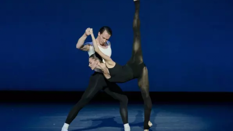 """Classic Balanchine"" at The Boston Opera House"