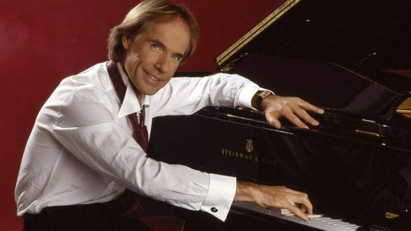 Richard Clayderman at The Orpheum Theatre