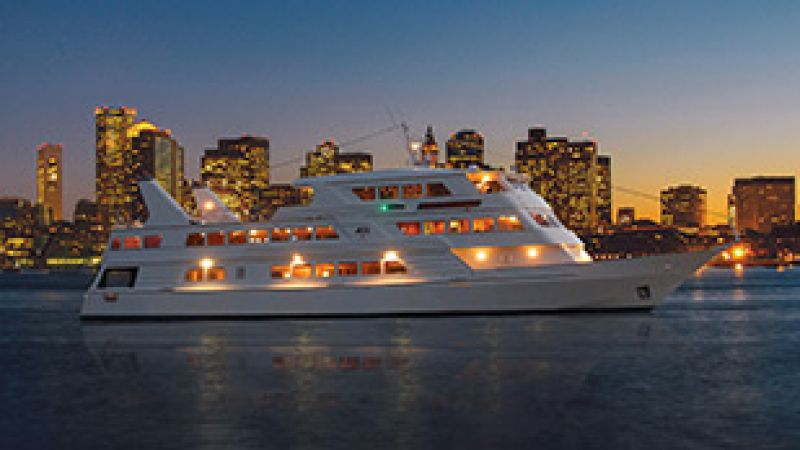Valentine's Dinner Cruises on the Harbor