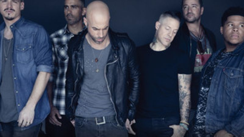 Daughtry at the Emerson Colonial Theatre