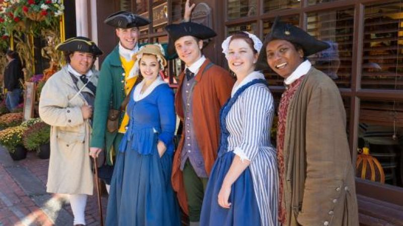 The Freedom Trail: Revolutionary Women Tour
