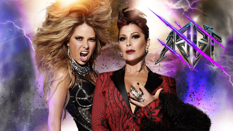 Gloria Trevi VS. Alejandra Guzman: Versus World Tour at the Wang Theatre