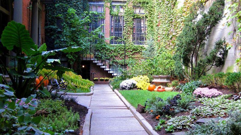 hidden gardens of beacon hill annual tour - Hidden Garden