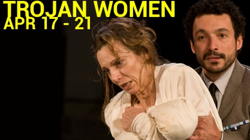 """Trojan Women"" (Paramount Center)"