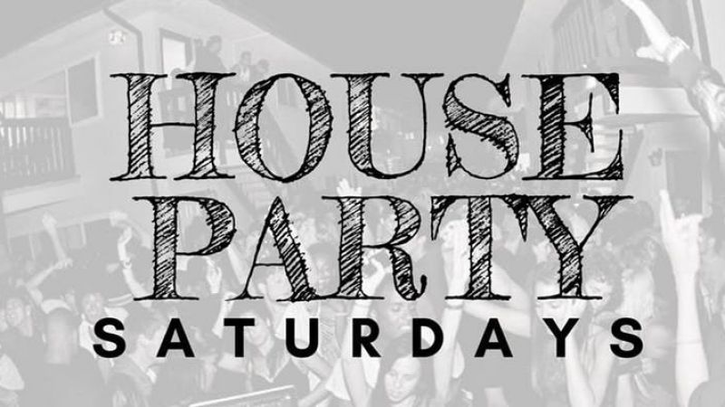 HOUSE PARTY SATURDAYS @ Kingston Grille & Bar