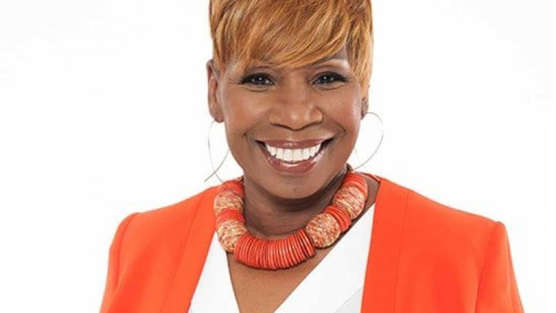 Get Over It! : An Evening With Iyanla Vanzant at the Shubert Theatre