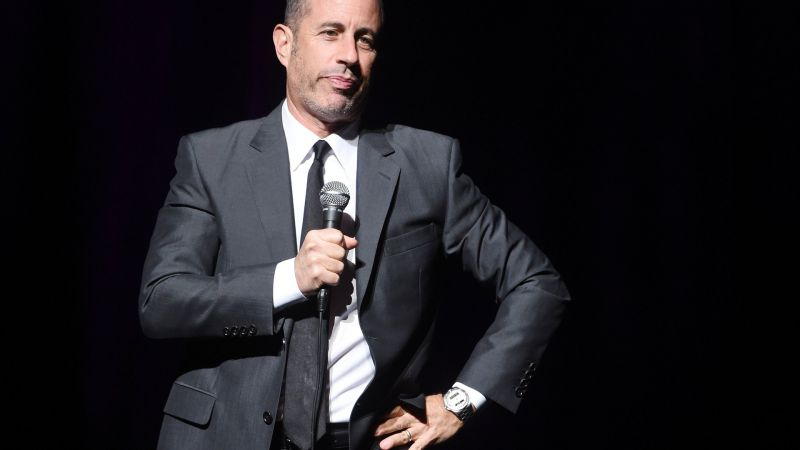 Jerry Seinfeld at the Wang Theatre