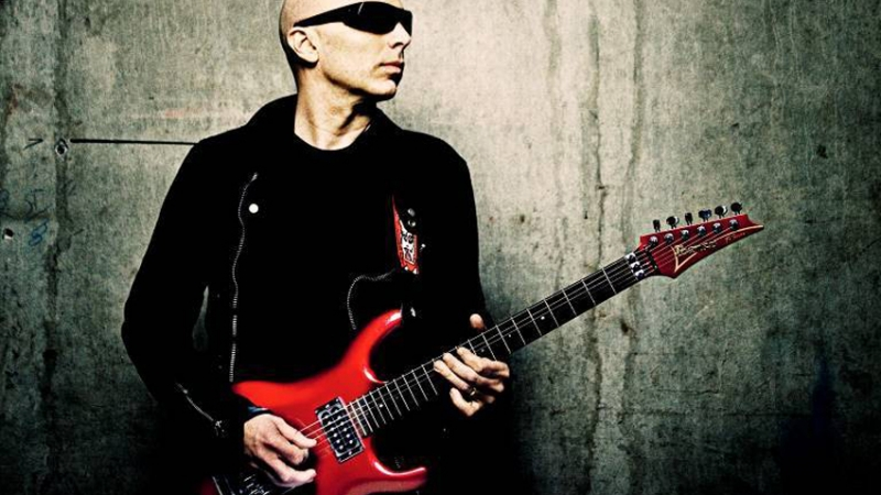Joe Satriani With Very Special Guest Steve Morse (Orpheum Theatre)