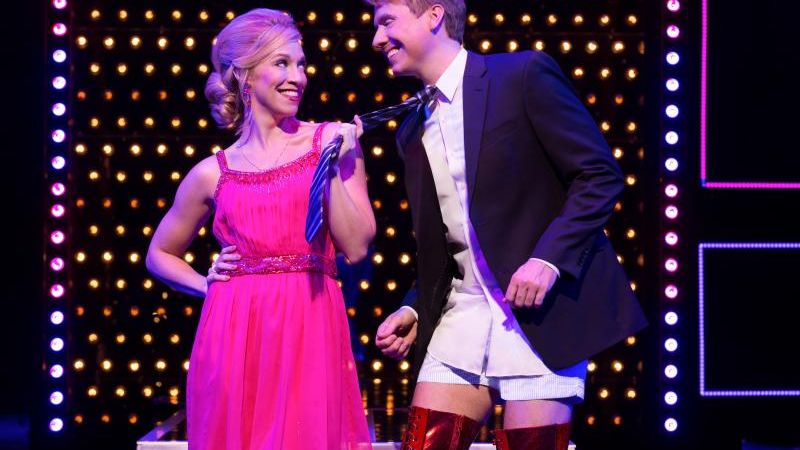 Kinky Boots at the Emerson Colonial Theatre