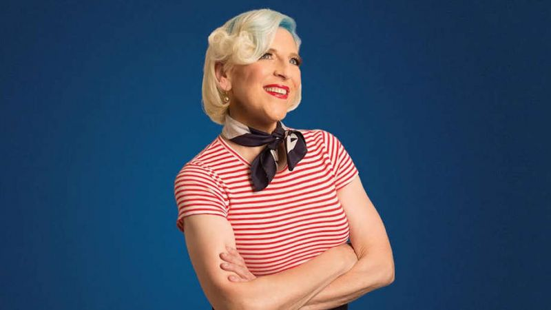 Lisa Lampanelli at The Wilbur Theatre