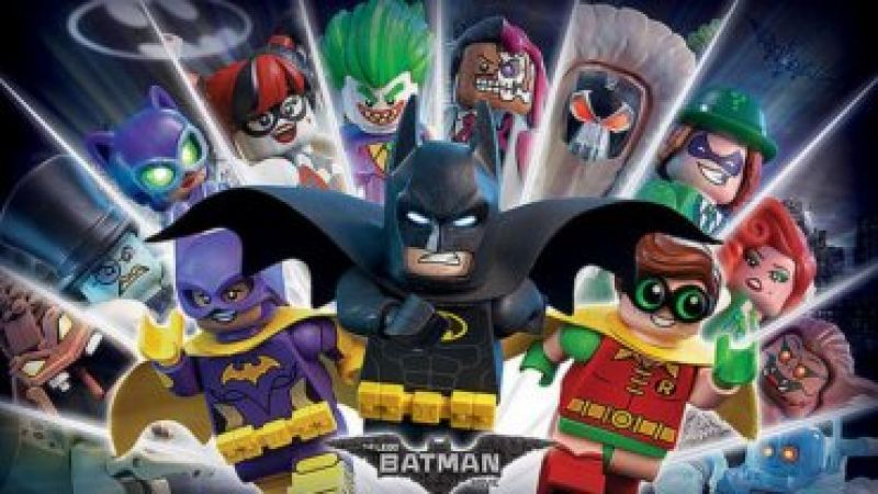 Children's Event: Lego Batman Movie and Lego Building at the Boston Athenaeum