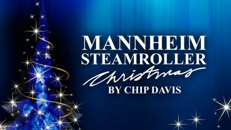 Mannheim Steamroller Christmas at Emerson Colonial Theatre