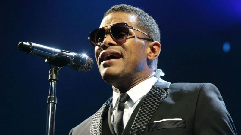 "Maxwell: ""50 Intimate Nights Live"" at The Orpheum Theatre"