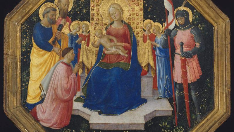 Fra Angelico: Heaven on Earth at the Boston Athenaeum