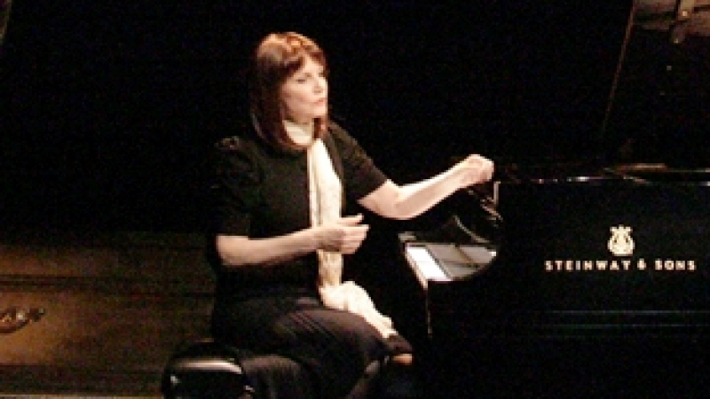 "Mona Golabek In ""The Pianist Of Willesden Lane"" (Paramount Center)"