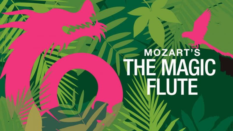 "Mozart: ""The Magic Flute"" at Emerson Cutler Theatre"
