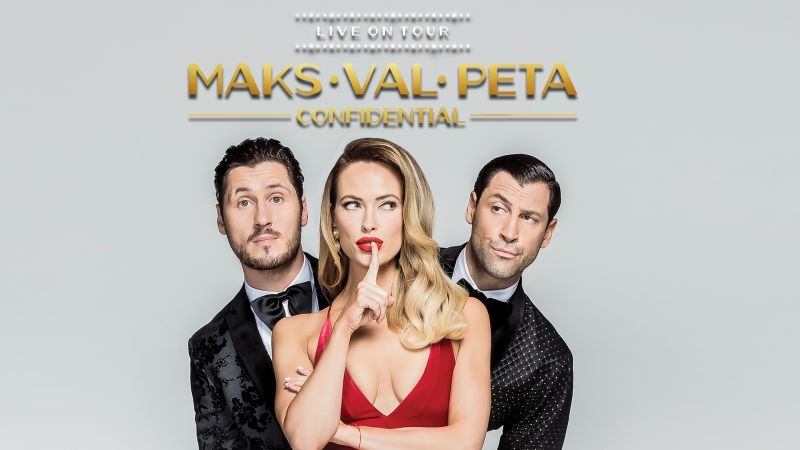 "Maks, Val & Peta Live On Tour: ""Confidential"" at the Wang Theatre"