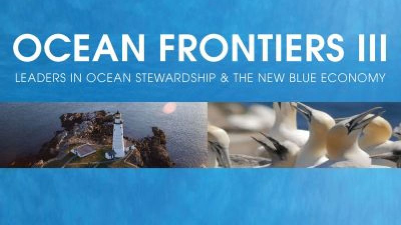 "Special Screening of ""Ocean Frontiers III"" at New England Aquarium"