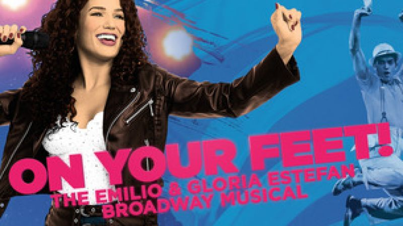 """On Your Feet"" at the Boston Opera House"