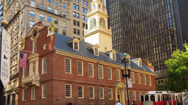 Boston Massacre Commemoration at the Old State House